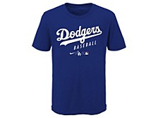 Toddler Los Angeles Dodgers Early Work T-Shirt