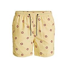 Men's JJIBAL Sailor Swim Shorts