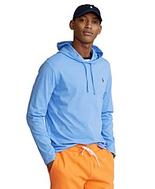 Men's Cotton Jersey Hoodie T-Shirt