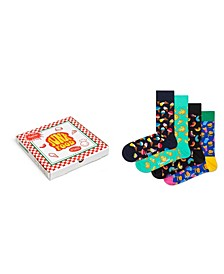 Women's Junk Food Gift Box, Pack of 4