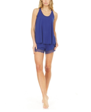 Stephanie 2pc Loungewear Camisole & Short Set