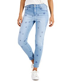 Star Toss Skinny Ankle Jeans, Created for Macy's