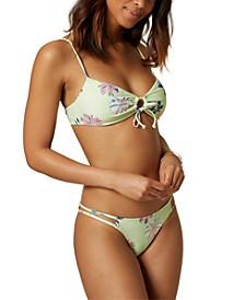 Juniors' Nosara Brook Bikini Top & Bottoms