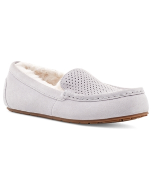 Women's Lezly Perforated Slippers Women's Shoes
