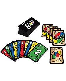 Uno 50th Anniversary Wild Card