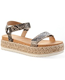 Rylaan Wedge Sandals, Created for Macy's