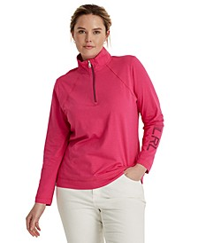 Plus Size Quarter-Zip