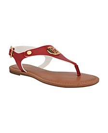 Women's Lotso Flat Thong Sandals