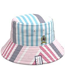 Men's Vin Stripe Reversible Bucket Hat