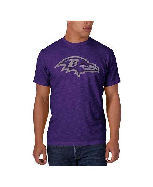 '47 Brand Men's Baltimore Ravens Logo Scrum T-Shirt