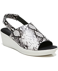 Tamika Wedge Sandals