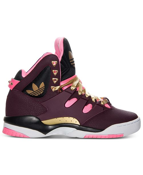 2b4eb6344d1d ... adidas Women s Originals GLC Casual Sneakers from Finish Line ...