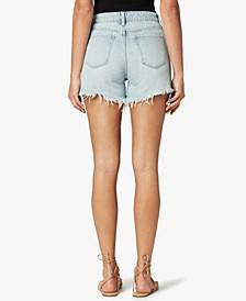 Sadie Denim Cutoff Shorts