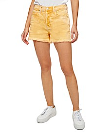 Monroe Cutoff Jean Shorts