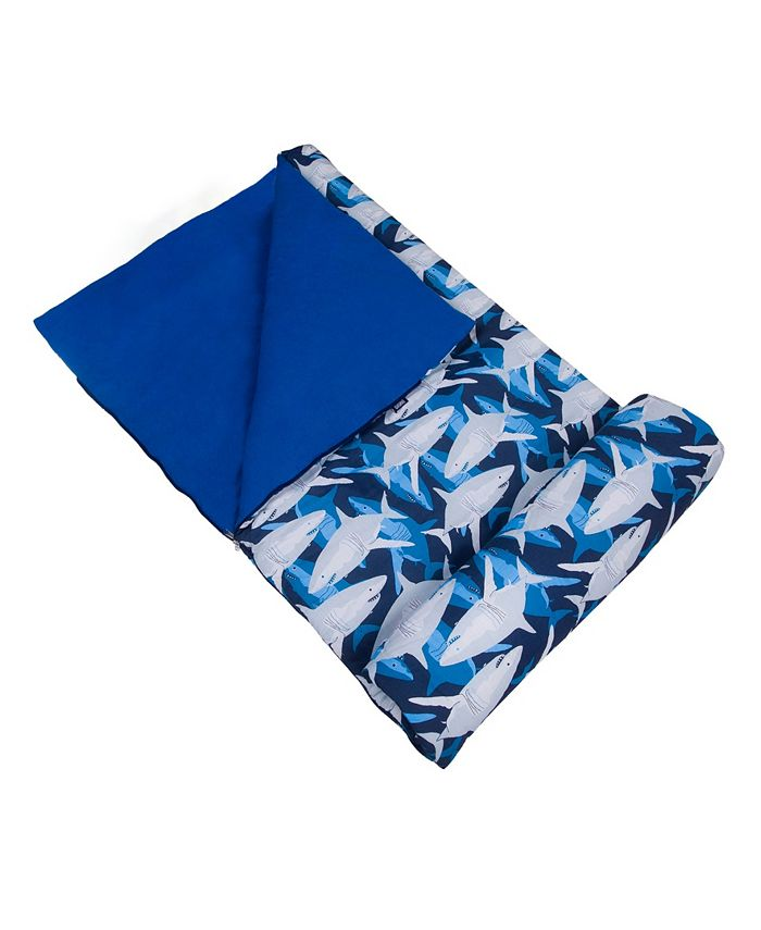 Wildkin - Sharks Original Sleeping Bag