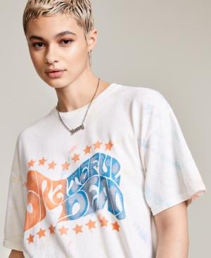 Cotton Grateful Dead-Graphic Cropped T-Shirt