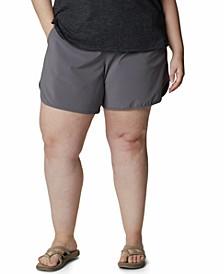 Plus Size Bogata Bay Stretch Shorts