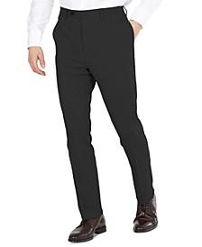 Men's Modern-Fit Stretch Suit Pants