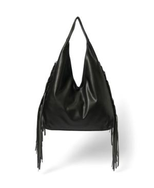 Urban Originals Women's Texas Star Tote Bag In Black