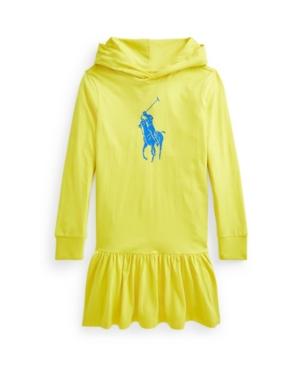 Polo Ralph Lauren Cottons BIG GIRLS BIG PONY COTTON JERSEY T-SHIRT DRESS