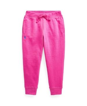 Polo Ralph Lauren Pants TODDLER GIRLS FLEECE JOGGER