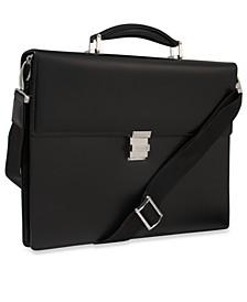 Meisterstück Black European Leather Briefcase