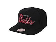 Chicago Bulls Champ Year Trophy Snapback Cap