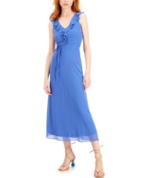 Inc Chiffon Maxi Dress
