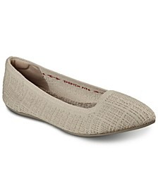 Women's Cleo - Point Casual Skimmer Flats from Finish Line