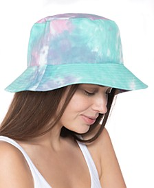INC Tie-Dyed Bucket Hat, Created for Macy's