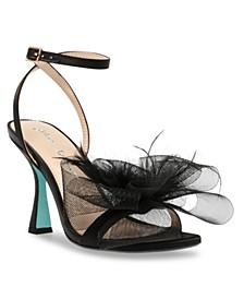 Lylla Bow Dress Sandals