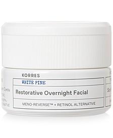 White Pine Restorative Overnight Facial