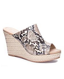 Women's Billions Wedge Sandals