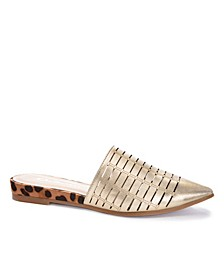 Women's Heartfelt Slip-On Mules