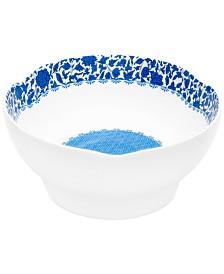 Q Squared Heritage Melamine Set of 4 Cereal Bowls