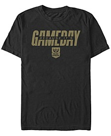 Men's Gameday Military-Like Short Sleeve Crew T-shirt