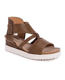 Women's Pitch Soprano Wedge Sandals