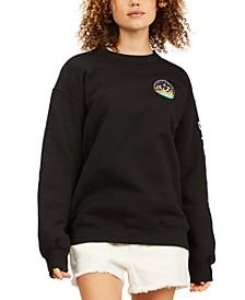 Women's Cali Bear Fleece Sweatshirt