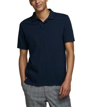 Men's Slim Fit Basic Polo