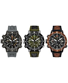 Eco-Drive Men's Promaster Altichron Watch Collection