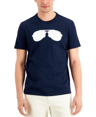 Men's Paisley Aviator T-Shirt