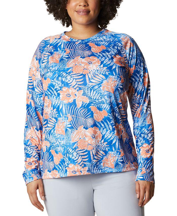 Columbia - Super Tidal Printed Active T-Shirt