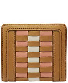 Logan Small Leather Bifold RFID Wallet