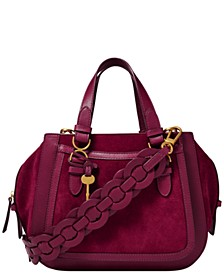 Brooke Leather Satchel
