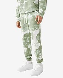 Men's Great Revolt Tie Dye Jogger Sweatpants
