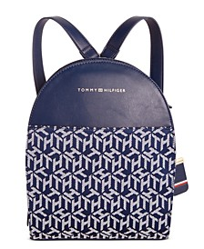 Claudia Logo Backpack