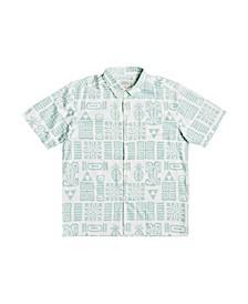 Quiksilver Men's Apaki Atoll Short Sleeve Shirt
