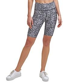 High-Waist Bike Shorts