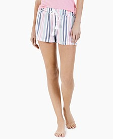Printed Woven Pajama Shorts, Created for Macy's