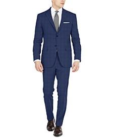 Men's Modern-Fit Stretch Suit Separates